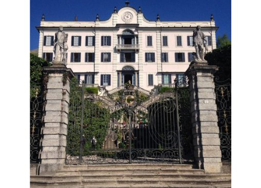 ingresso villa carlotta tremezzina