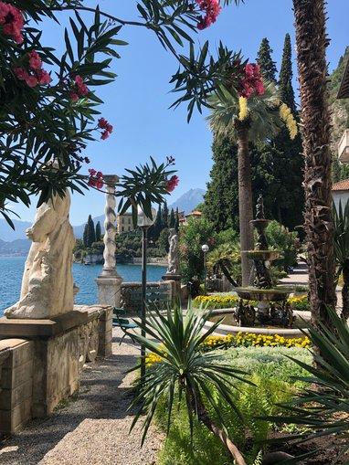 Giardino botanico villa monastero varenna