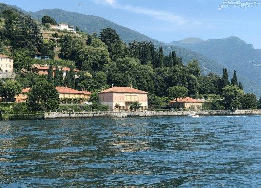 Villa Pizzo Cernobbio lago di Como