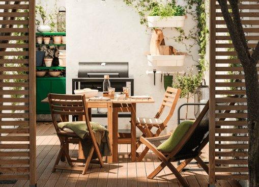 Arredamento outdoor Ikea