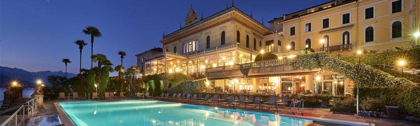Grand Hotel Villa Serbelloni Bellagio lago di Como